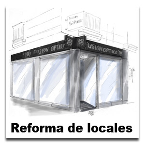 Reformas de locales